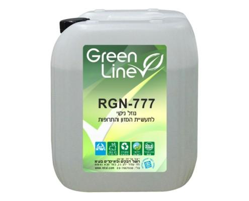 מסיר שומנים ומחטא לתעשיית המזון והתרופות RGN-777